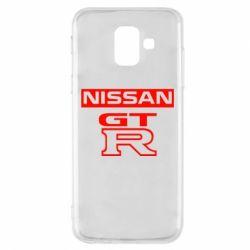 Чохол для Samsung A6 2018 Nissan GT-R