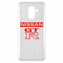 Чохол для Samsung A6+ 2018 Nissan GT-R