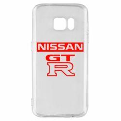 Чохол для Samsung S7 Nissan GT-R