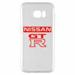Чохол для Samsung S7 EDGE Nissan GT-R