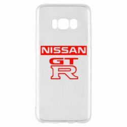 Чохол для Samsung S8 Nissan GT-R