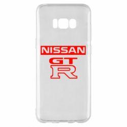 Чохол для Samsung S8+ Nissan GT-R