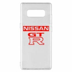 Чохол для Samsung Note 8 Nissan GT-R