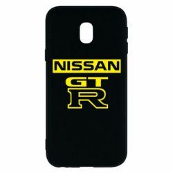 Чохол для Samsung J3 2017 Nissan GT-R