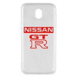 Чохол для Samsung J5 2017 Nissan GT-R