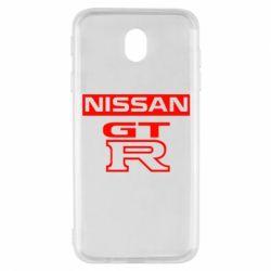 Чохол для Samsung J7 2017 Nissan GT-R