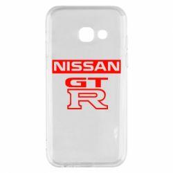 Чохол для Samsung A3 2017 Nissan GT-R