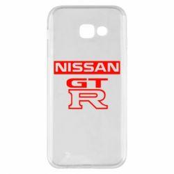 Чохол для Samsung A5 2017 Nissan GT-R