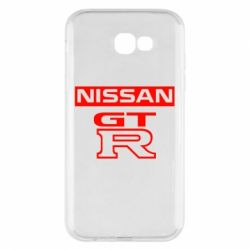Чохол для Samsung A7 2017 Nissan GT-R