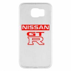 Чохол для Samsung S6 Nissan GT-R