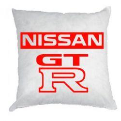 Подушка Nissan GT-R - FatLine