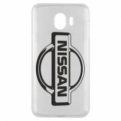 Чохол для Samsung J4 Nissan Логотип