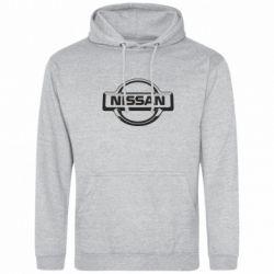 Толстовка Nissan Logo - FatLine