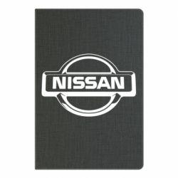 Блокнот А5 Nissan Логотип