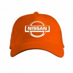 кепка Nissan Logo - FatLine