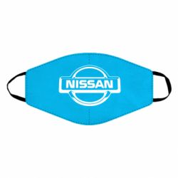 Маска для обличчя Nissan Логотип
