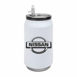 Термобанка 350ml Nissan Логотип
