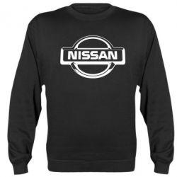 Реглан (світшот) Nissan Логотип