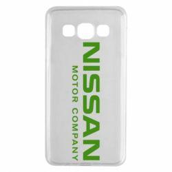 Чохол для Samsung A3 2015 Nissan Motor Company