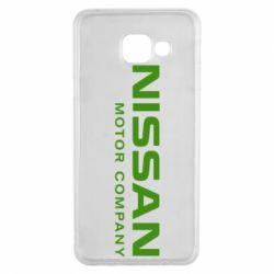 Чохол для Samsung A3 2016 Nissan Motor Company