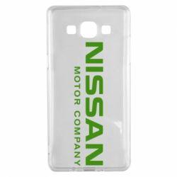 Чохол для Samsung A5 2015 Nissan Motor Company