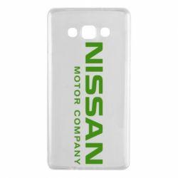 Чохол для Samsung A7 2015 Nissan Motor Company