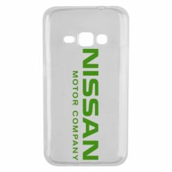 Чохол для Samsung J1 2016 Nissan Motor Company