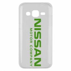 Чохол для Samsung J2 2015 Nissan Motor Company
