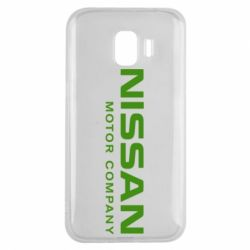 Чохол для Samsung J2 2018 Nissan Motor Company