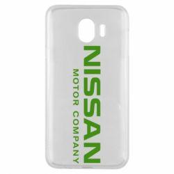 Чохол для Samsung J4 Nissan Motor Company
