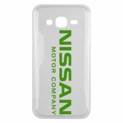 Чохол для Samsung J5 2015 Nissan Motor Company