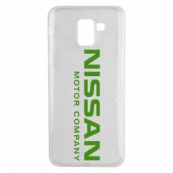 Чохол для Samsung J6 Nissan Motor Company