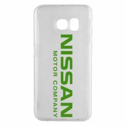 Чохол для Samsung S6 EDGE Nissan Motor Company