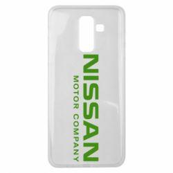 Чохол для Samsung J8 2018 Nissan Motor Company