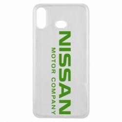 Чохол для Samsung A6s Nissan Motor Company