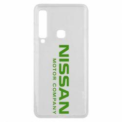 Чохол для Samsung A9 2018 Nissan Motor Company