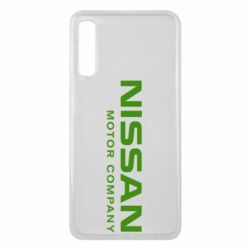 Чохол для Samsung A7 2018 Nissan Motor Company