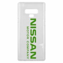 Чохол для Samsung Note 9 Nissan Motor Company