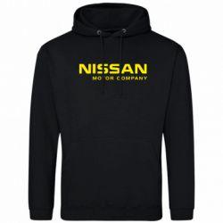 Толстовка Nissan Motor Company - FatLine