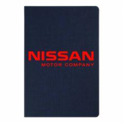 Блокнот А5 Nissan Motor Company