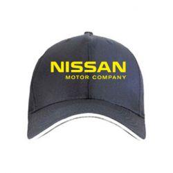 Кепка Nissan Motor Company - FatLine
