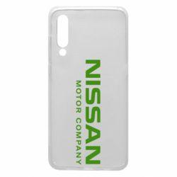 Чехол для Xiaomi Mi9 Nissan Motor Company