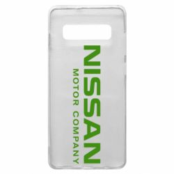 Чохол для Samsung S10+ Nissan Motor Company