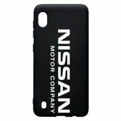 Чохол для Samsung A10 Nissan Motor Company