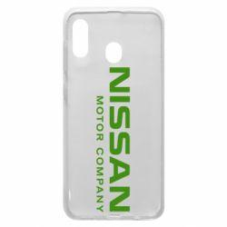 Чохол для Samsung A20 Nissan Motor Company