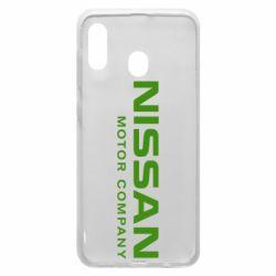 Чохол для Samsung A30 Nissan Motor Company
