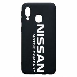 Чохол для Samsung A40 Nissan Motor Company