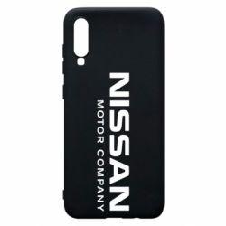 Чохол для Samsung A70 Nissan Motor Company