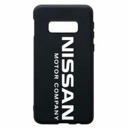 Чохол для Samsung S10e Nissan Motor Company