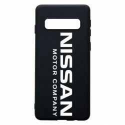 Чохол для Samsung S10 Nissan Motor Company
